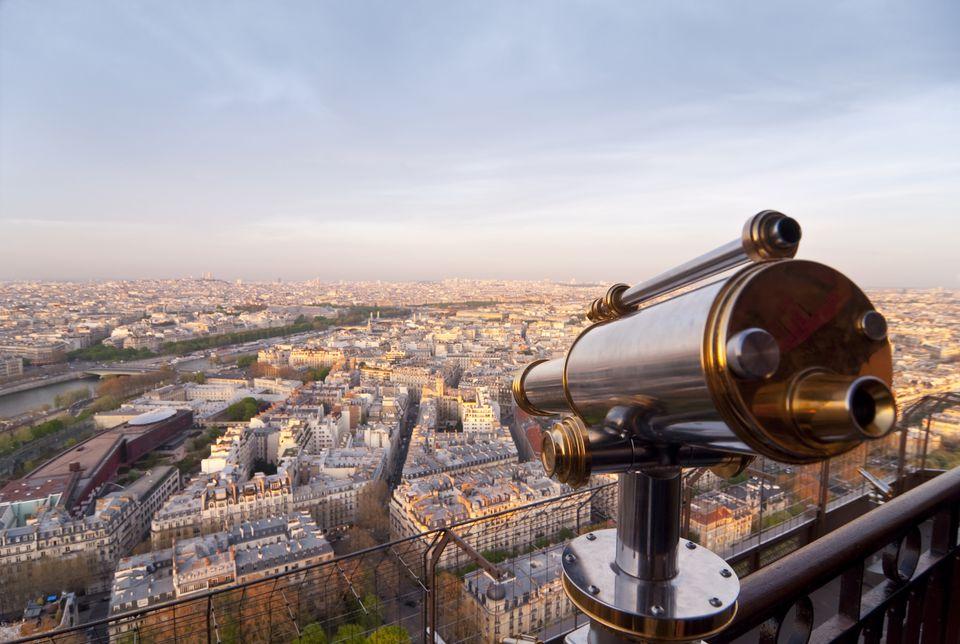 business travel paris